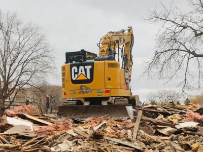 professional House Demolition services