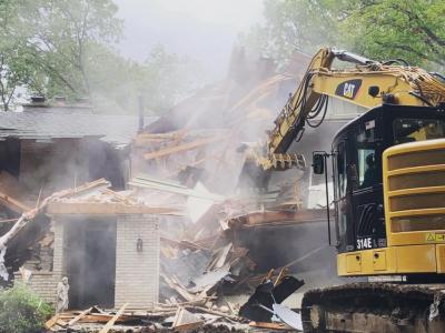 local House Demolition services