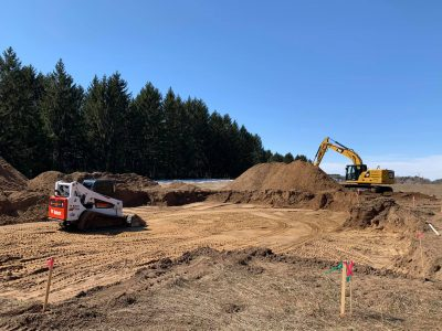 land clearing services in MN