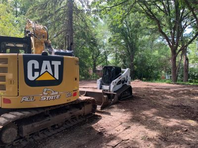 expert land clearing services in MN