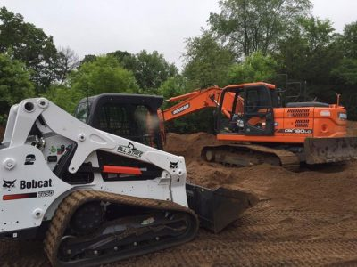 excavating services in MN