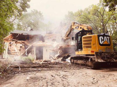 house demolition services